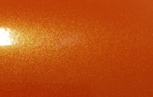 Candy Pearl Silver Orange PHB10013 powder coating