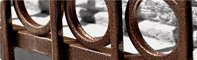 Antique Copper Powder Coating Color64