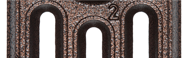 Antique Copper Powder Coating Color65