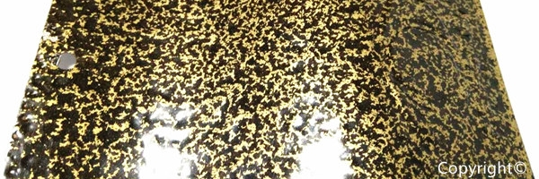 Antique Gold Black Big Texture-PP21043