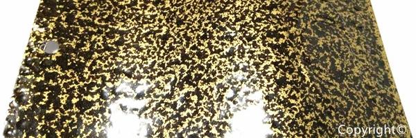 Antique Gold Black Big Texture-PP21043