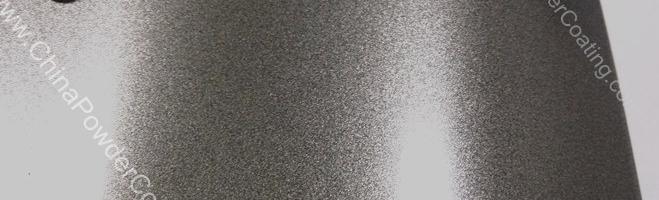 Alu Silver - RAL9007  powder paint