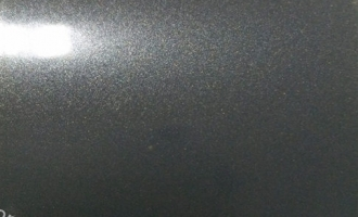 Chrome Silver Metallic Powder Coating Paint Colors