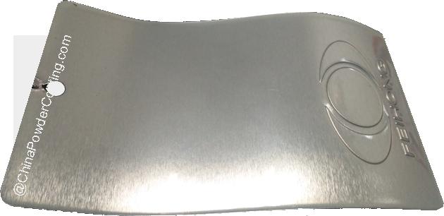 Transparent Powder Coating Clear Colors Topcoat Colors