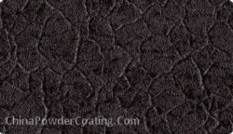 Crocodile Black -RAL9005 Crocodile powder PAINT
