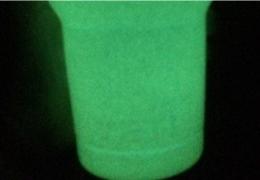 Glow Green Base White
