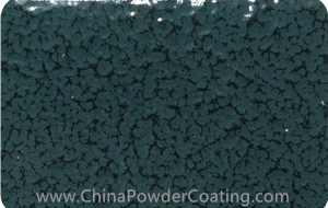 Granite Grey leaf vein powder coating