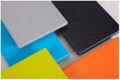 The application of powder coating for wood furniture