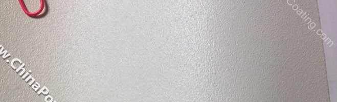 White RAL9016 Sand