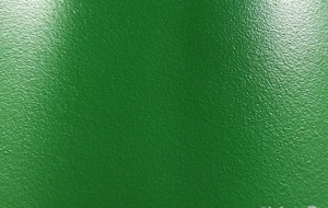 flat-sand-en61011s-green powder paint