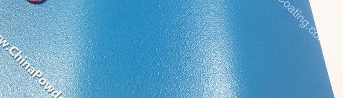 Blue Sand RAL5015 powder paint