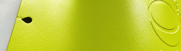 yellow-flat-sand-en61012s powder coating