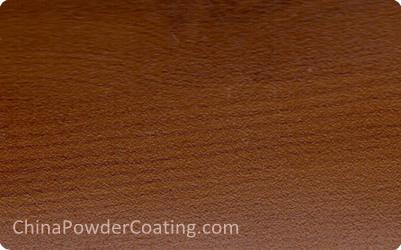 Wood Powder Coating Wood Grain Powder Coating