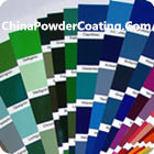 powder coat colors
