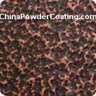 antique copper powder coating