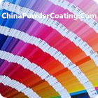 pantone colors powder coating