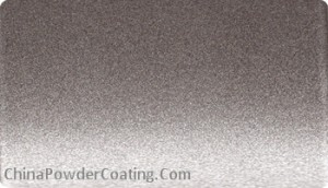 RAL9007 powder coating