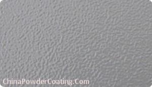 Grey Wrinkle Powder Coating