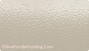 Grey Wrinkle texture Powder Coating