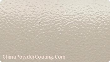 Grey Wrinkle texture Powder Coating