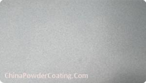 aliuminum silver powder coating