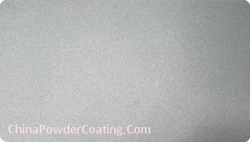 Aluminum Silver powder coating