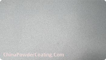 Aluminum Silver powder coating