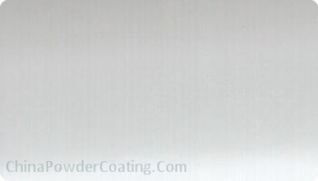 semi gloss powder coating