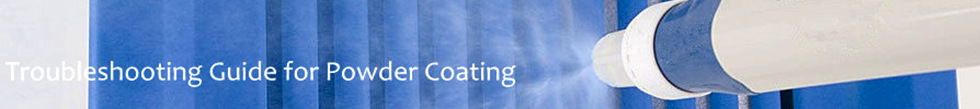powder coating troubleshooting guide