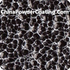 antique silver powder coating