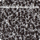 antique silver powder coating