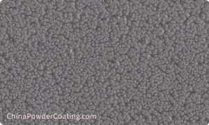 grey hammer powder coating