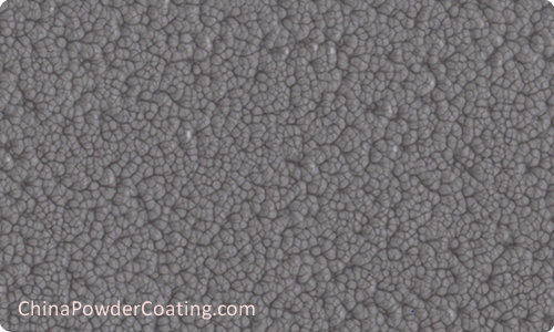 Grey Hammer Powder Coating Powder Paint