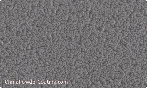 grey hammer powder coating