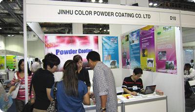 powder coating exhibition,powder coating show