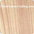 wood powder coating