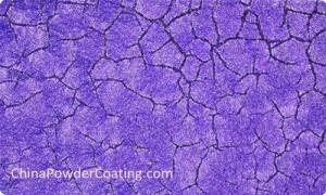 Craquelure-powder-coating
