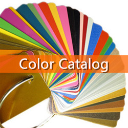 china powder coating, paint colors
