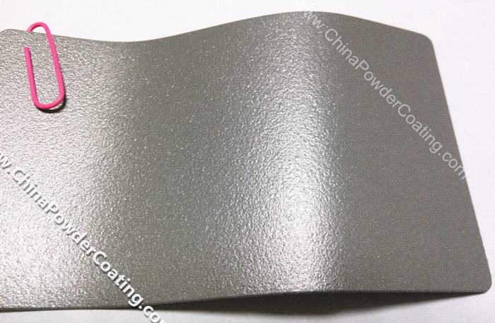 Silver sand Powder Coating