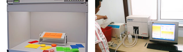 powder coating laboratory,powder coating test