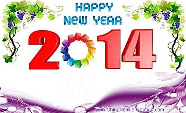 happy new year 2014 to all my friends