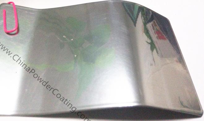 mirror chrome powder coating