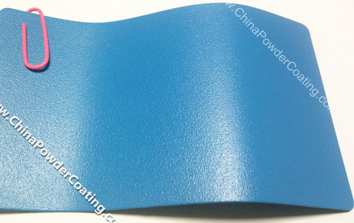 RAL 5015 Blue sand Powder Coating