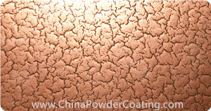cracking-effect-copper-powder-coating
