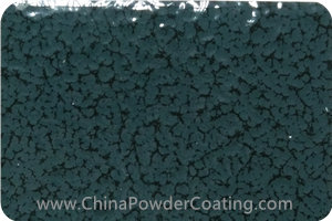 Granite Grey leaf Vein powder coating paint