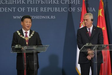 Serbia and China are true friends and reliable partners