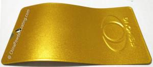 Super Gold Color Powder Coating