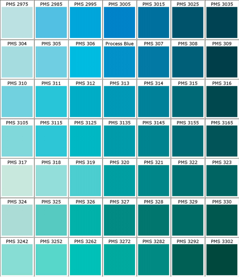 Pantone PMS colors chart color matching for powder coating Part 4 – Pms Color Chart