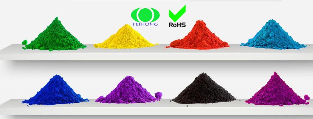 <blockquote><h3>Electrostatic Powder Paint</h3>FEIHONG electrostatic powder paint offers the powder system of epoxy polyester,polyurethane,epoxy,polyester,etc.</blockquote>