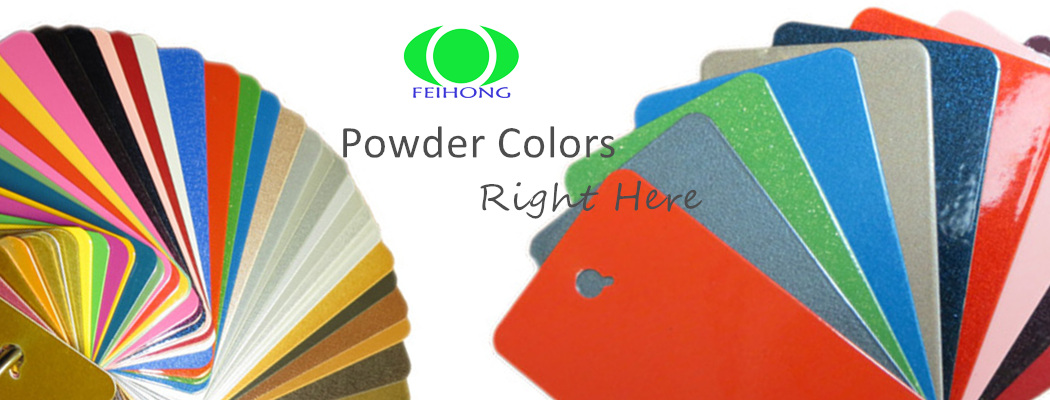 china powder paint